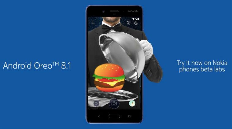 Android 8.1 Oreo - Nokia 8