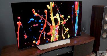 LG OLED C7 OLED55C7 4K HDR Smart TV
