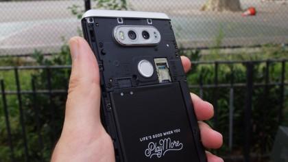 LG G7 ThinQ Battery