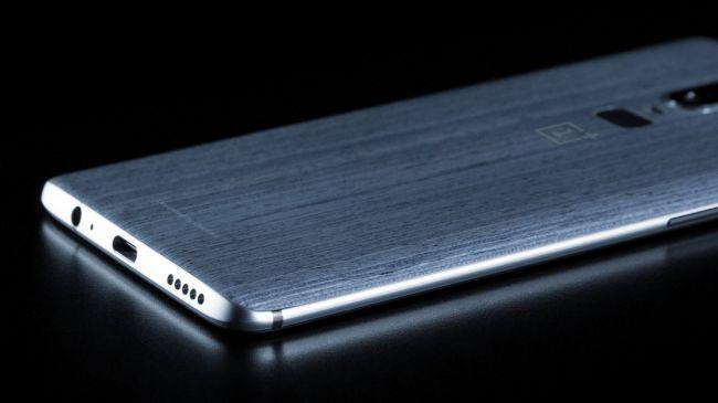 OnePlus 6 Rare View