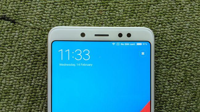 Xiaomi Redmi Note 5 Pro Front Camera